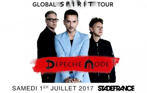 Capture d'écran pour 2017/07/01 - Saint Denis - Stade De France