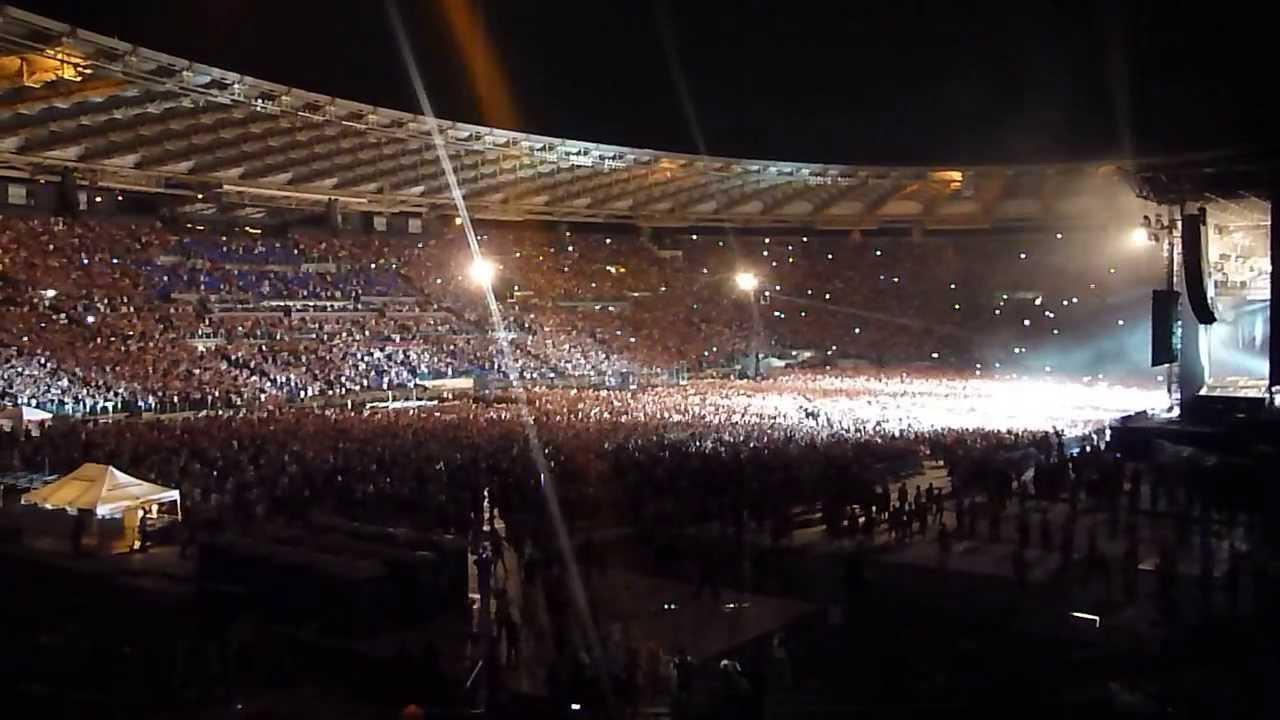 2013/07/20 - Rome - Stadio Olimpico