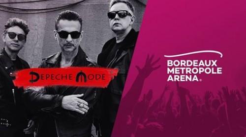 2018/01/24 - Bordeaux - Bordeaux Métropole Arena