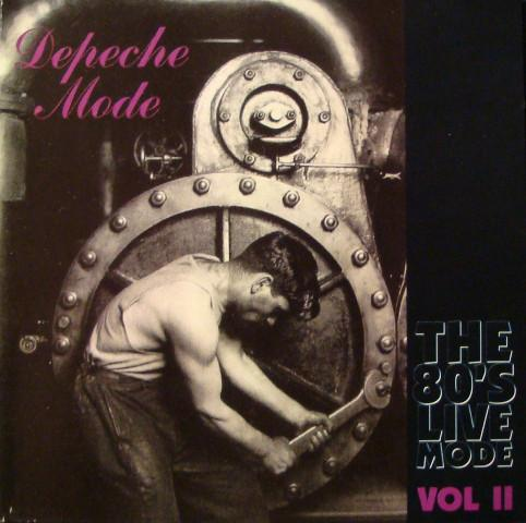 1981/1986 - Compilation Live - The 80's Live Mode Vol II