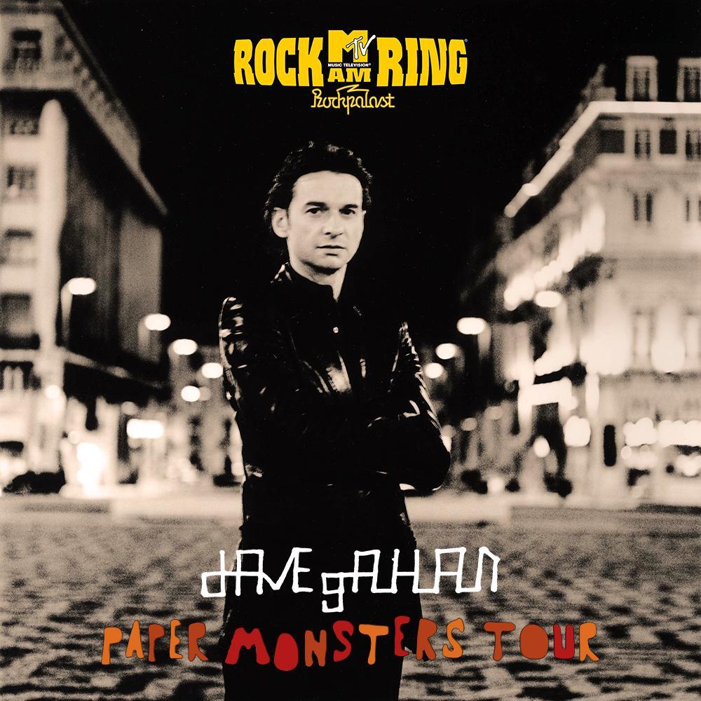 Dave Gahan - 2003/06/07 - Nürburgring - Rock Am Ring Festival