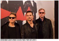 Conférence de presse - 23/10/2012