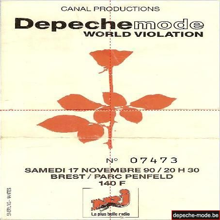 World Violation Tour