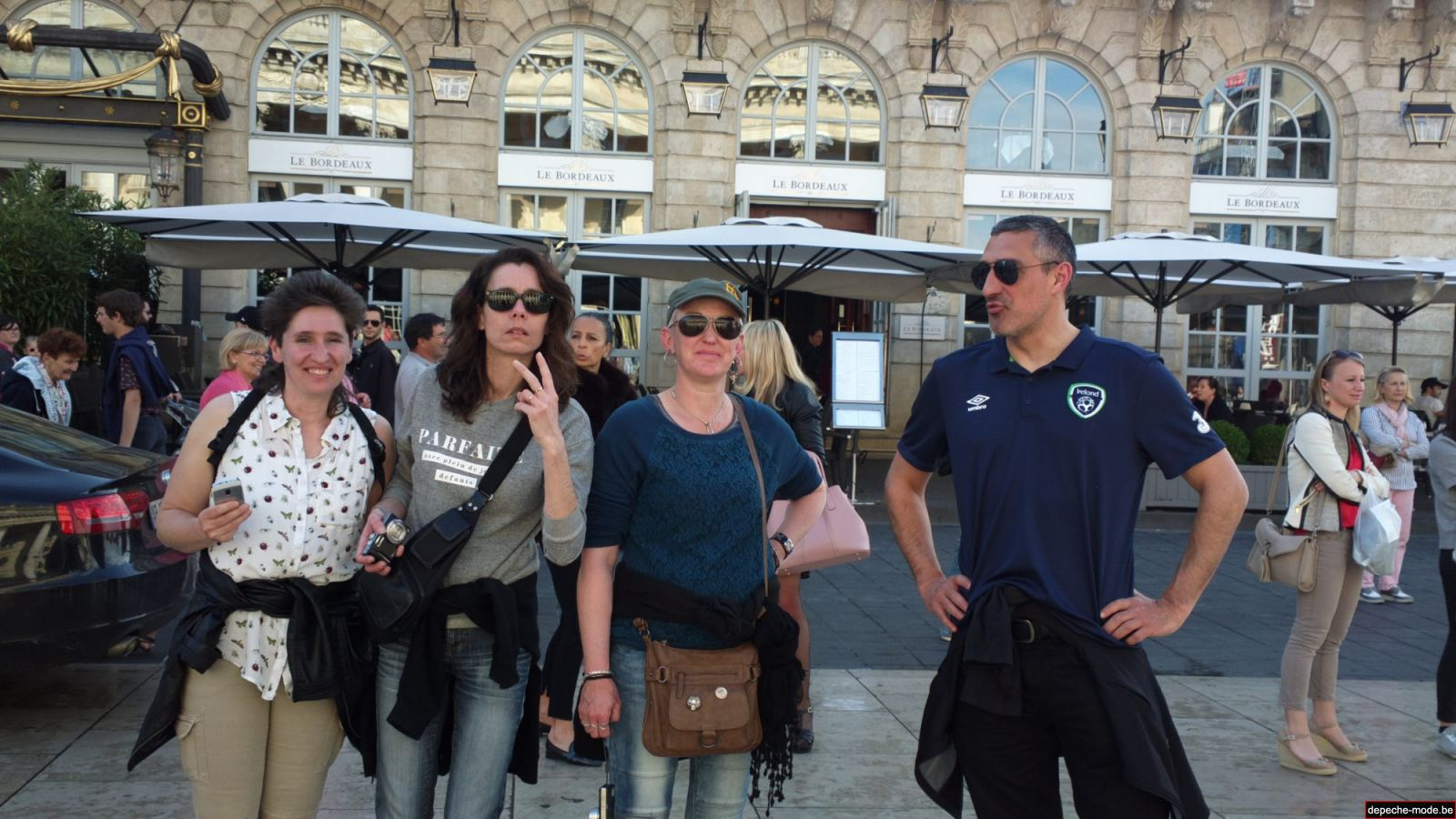 44 Bordeaux tour