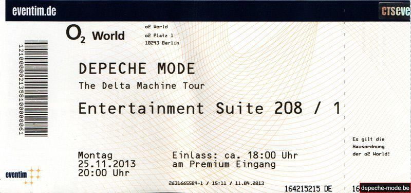 Berlin - 25/11/2013
