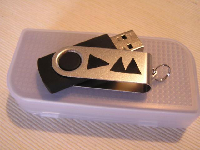 Clé USB DM