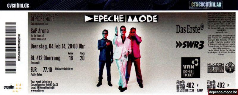 Mannheim - 04/02/2014