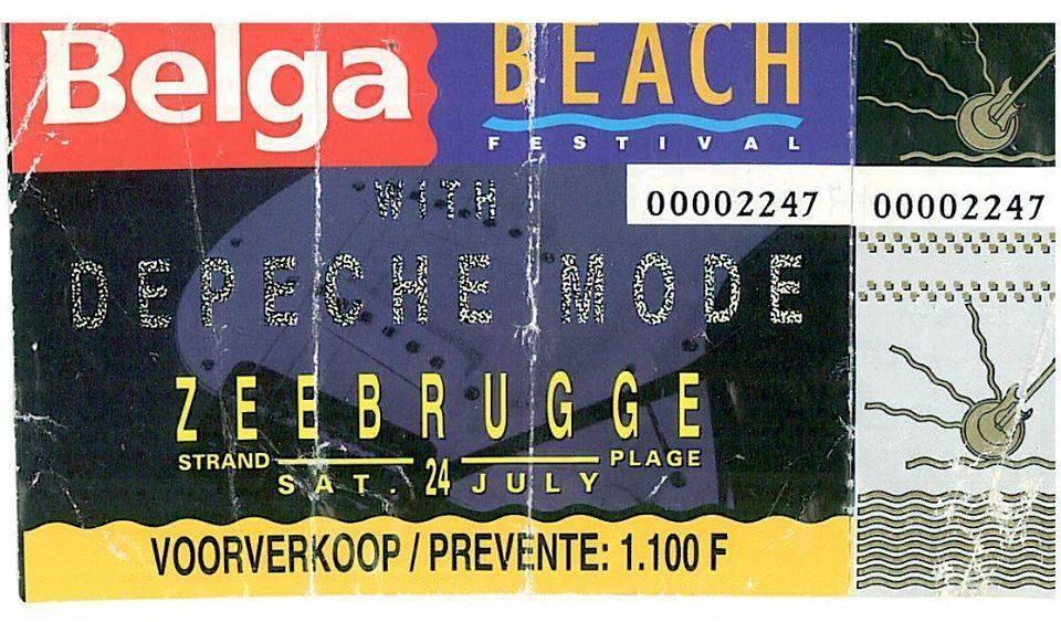 Zeebrugge - 24/07/1993